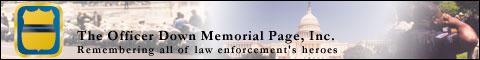 Il Sito dei Caduti delle Polizie Americane